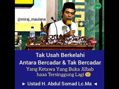 Abdul Somad, Hukum Pakai Cadar