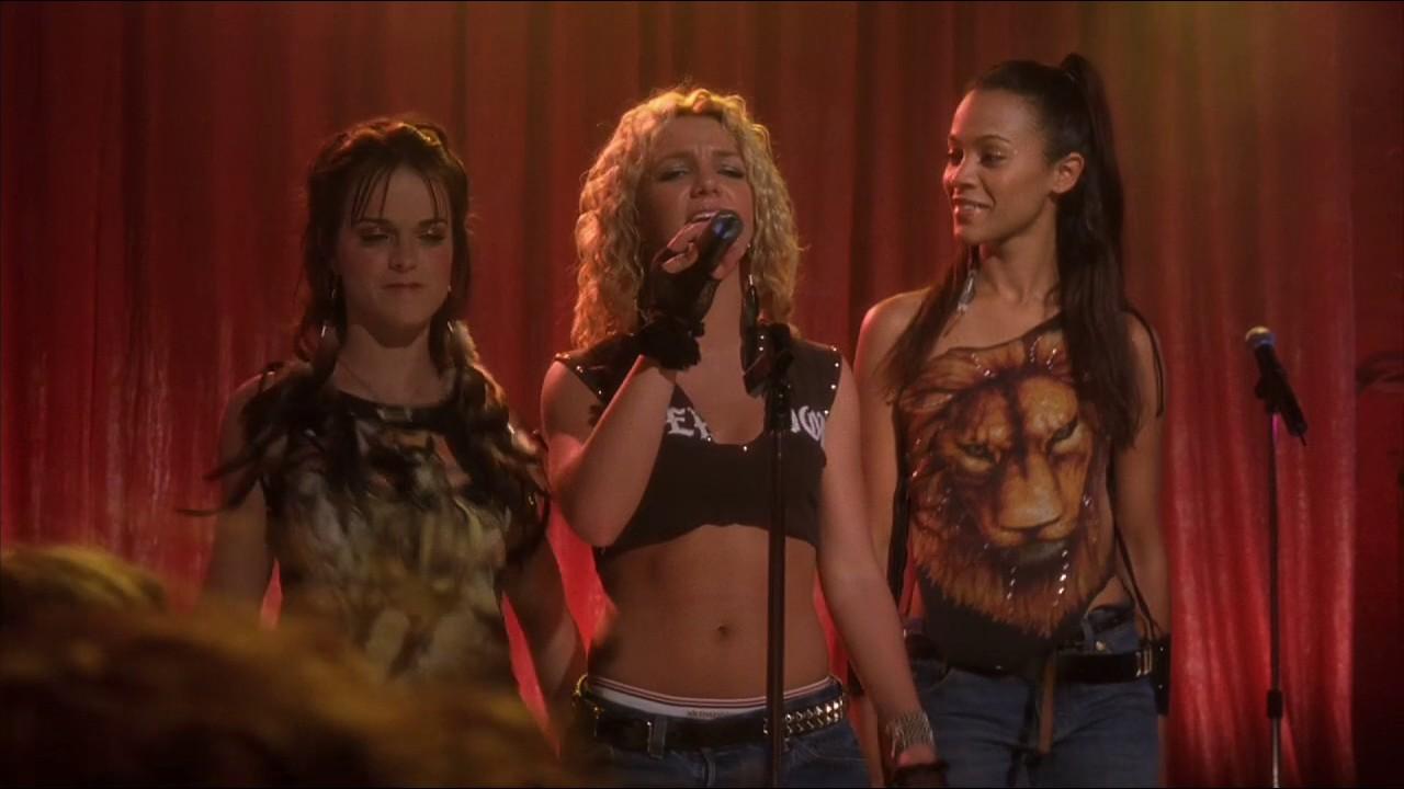 Britney Spears - I Love Rock 'N' Roll (Crossroads Version) [HD 720P] -  YouTube
