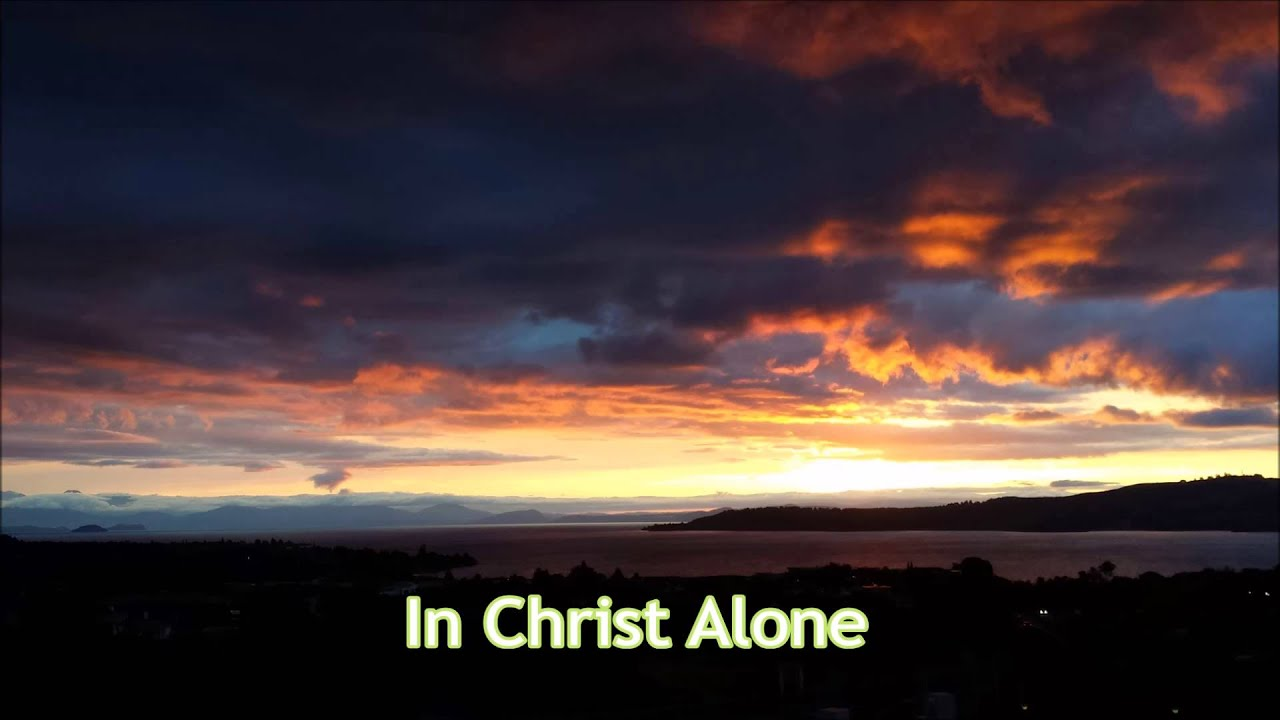 Praise And Worship Wallpaper Hd In Christ Alone Piano Solo Youtube
