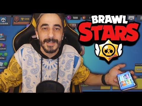 OHA !!! BU OYUNA FENA SARDIM !!! - BRAWL STARS