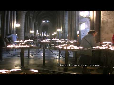 Notre Dame Cathedral Paris in HD