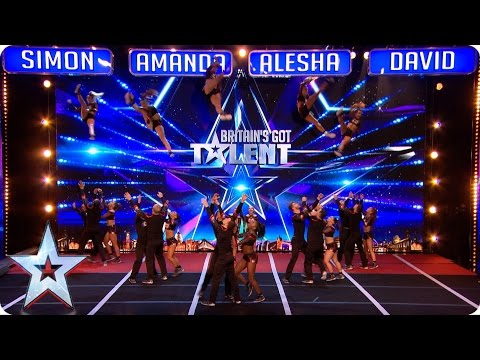 Preview: The sky is the limit for Coventry Dynamite   Britain's Got Talent 2017