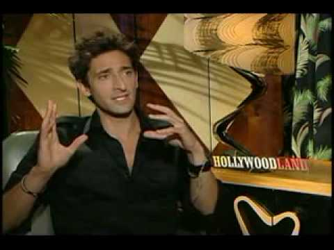 Hollywoodland Adrien Brody interview