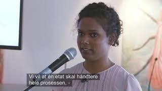 5991 barn på flukt alene   Arendalsuka 2018