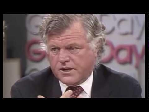 Senator Ted Kennedy 2/The Lion Of The Senate