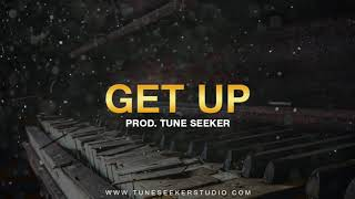 Perfect Freestyle Old School Rap Beat Piano Instrumental - Get UP (prod. by Tune Seeker)