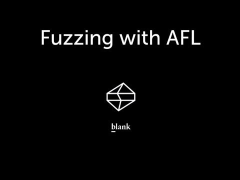Fuzzing With AFL - Erlend Oftedal