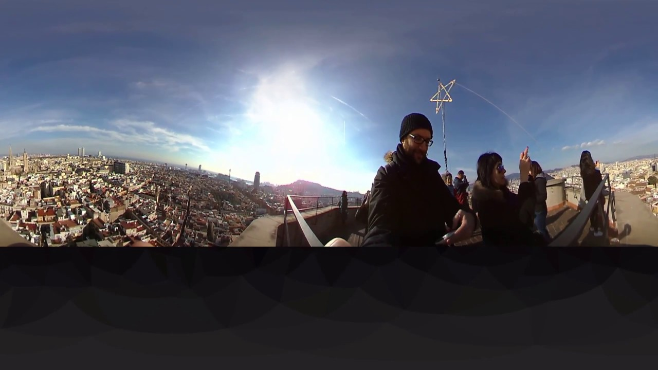 Barcellona a 360 Gradi