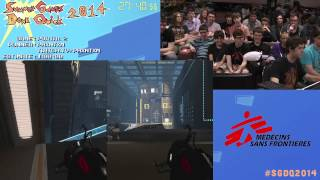 Summer Games Done Quick 2014 - Part 159 - Portal 2