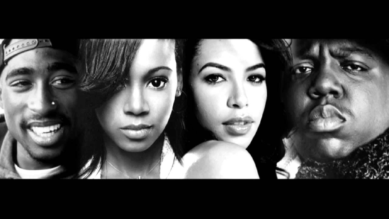 Biggie, 2Pac, Left Eye & Aaliyah - If You Only Knew (Lost ...