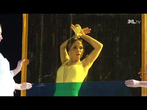 « Un cuerpo infinito », une création d'Olga Pericet soutenue par Arte Flamenco