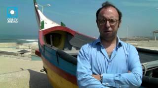 Raul Almeida visita as praias de Esmoriz, Cortegaça e Furadouro