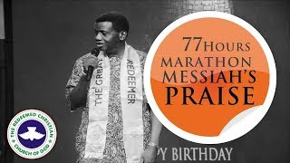 DOWNLOAD 77 Hours Marathon Praise MP4 MP3 - 9jarocks com