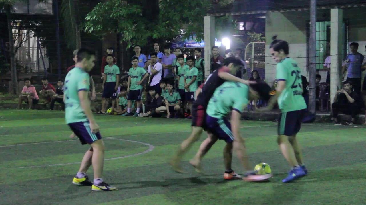 Chung kết – 2 hiệp chính   Giải bóng đá Khoa Cơ khí   2018.11.24.(04)