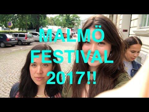 Malmö Festival 2017 - Seeing Nause Live!!!
