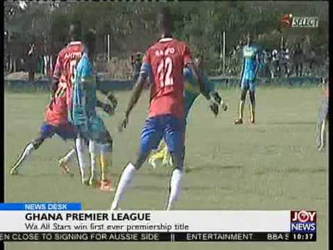 Ghana Premiere League - News Desk on Joy News (15-9-16)