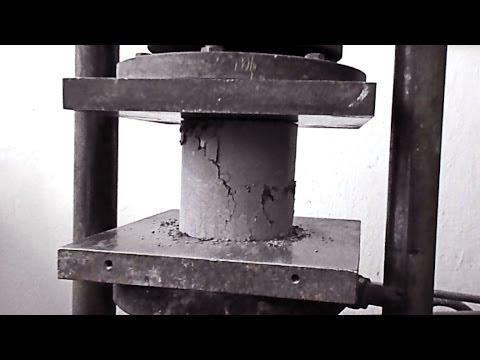 BM: Газобетон - испытание на прочность (3/3)