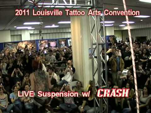 2011 louisville tattoo arts convention promo feat amy for Louisville tattoo convention