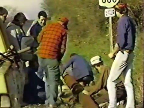 WHIZ TV Zanesville 1984