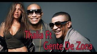 Thalia & Gente De Zona (Lento) Teaser Trailer