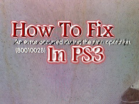 How To Fix Skyrim Ps3 Startup Error (Solved)