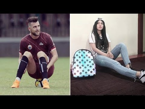 Via Vallen Korban Pelecehan, Striker Persija Marko Simic Dibully Netizen #1