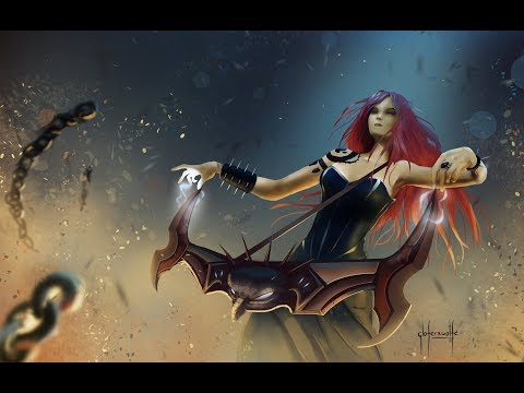 Pentakill Sona Fanart (Reworked) Digital Art tutorial thumbnail
