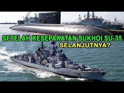 SETELAH KESEPAKATAN SUKHOI SU-35 MENJADI YANG PERTAMA SELANJUTNYA PENGADAAN...