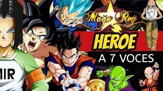 HEROE A 7 VOCES (DRAGON BALL SUPER) - TORNEO DEL PODER - ESP...