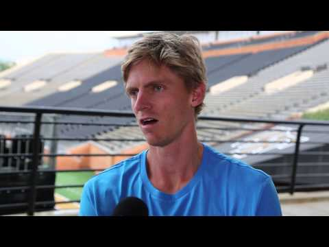Winston Salem 2014 Kevin Anderson Interview