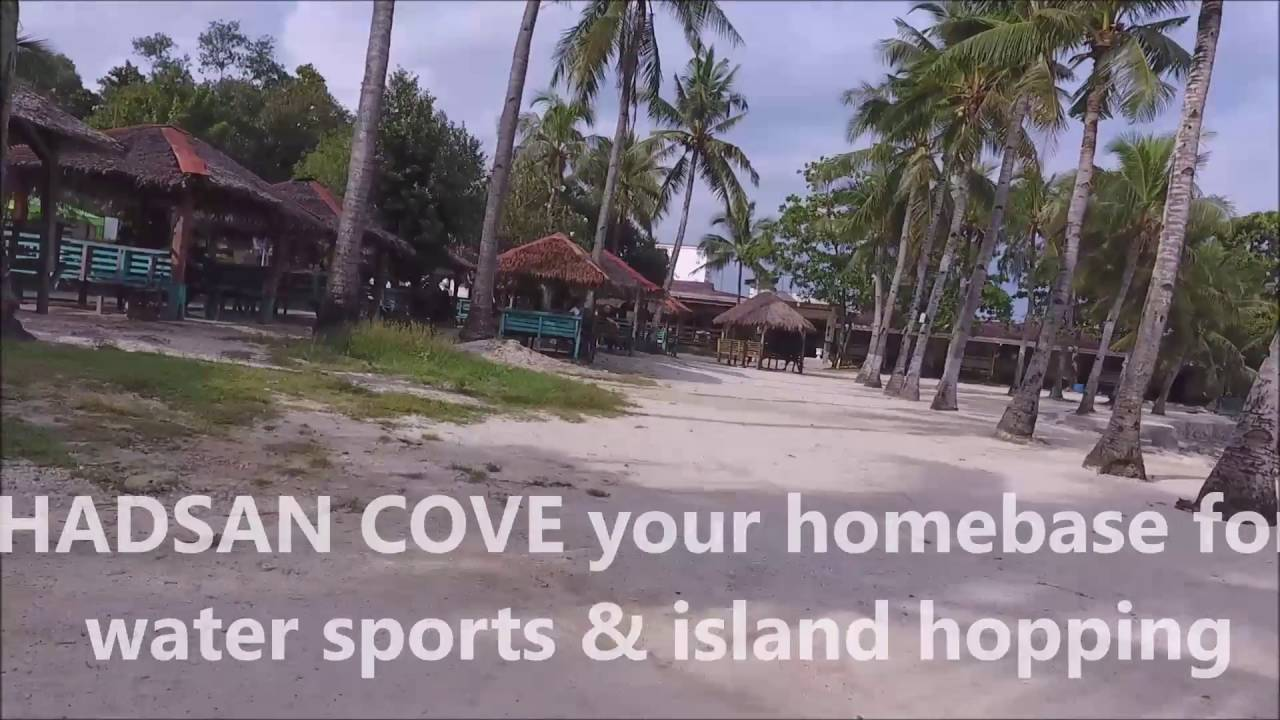 Hadsan Cove  GG Blue Seafood restaurant  Philippines  YouTube