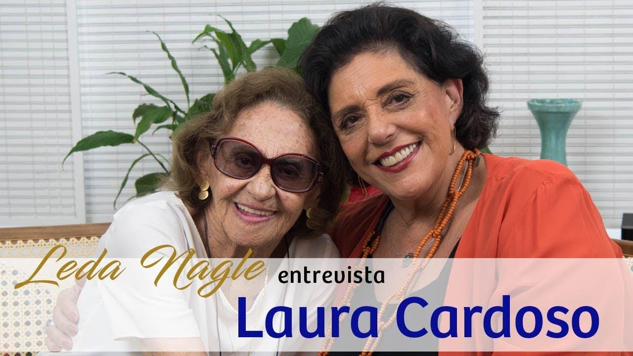 Com a palavra a atriz Laura Cardoso - YouTube