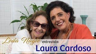 Com a palavra a atriz Laura Cardoso