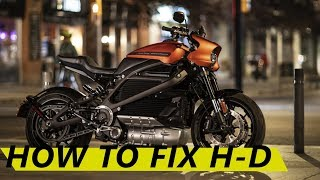 Harley Davidson is Dying - Here's How We Fix It