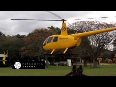 Patagonia Chopper - Estancia Alameda