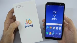 Samsung Galaxy J6 (2018) Unboxing & Overview