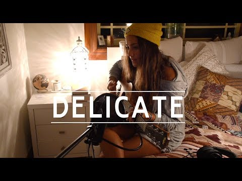 Ria Ritchie - Taylor Swift - Delicate Acoustic Cover