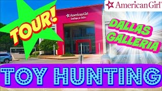 Video AMERICAN GIRL STORE DALLAS Toy Hunt Tour! AG Girl of the Year - Wellie Wishers BOUTIQUE and BISTRO download MP3, 3GP, MP4, WEBM, AVI, FLV Oktober 2018