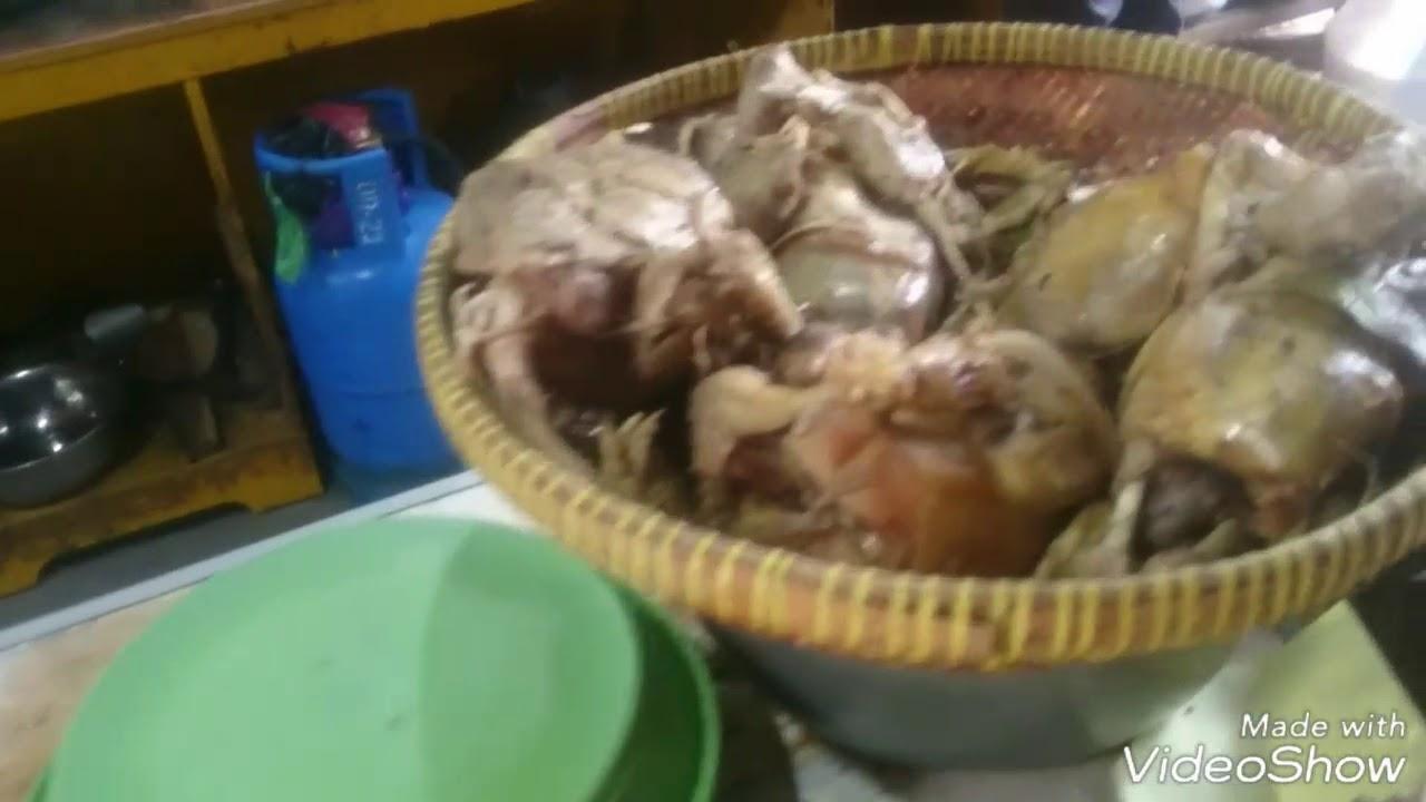 Kuliner Jogja Ayam Ingkung Kuali Bantul Nikmat Youtube