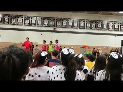 Iolani Lip Sync: Seniors 2017