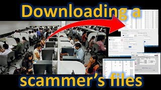 Downloading a scammer's files [Re-upload] thumbnail