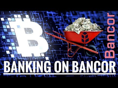 Banking on Bancor - Decentralized Token Exchange #BNT
