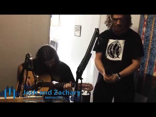 'HOLLOW POINT 45' Performed live on the Josh & Zachary Radio Show