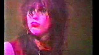 Music video from Hanoi Rocks and song is called Lightning bar blues...