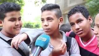 مصر العربية | طلبة مصر يختلفون...