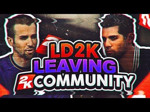 The REAL REASON LD2K IS LEAVING NBA 2K!?