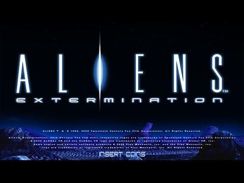 Aliens: Extermination - Full Playthrough