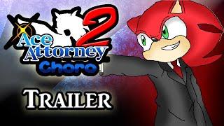 Ace Attorney Choro 2 - Trailer (Download) [HD/Deutsch]
