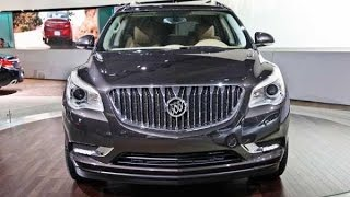 2017 Buick Enclave Review Rendered Price Specs Release Date