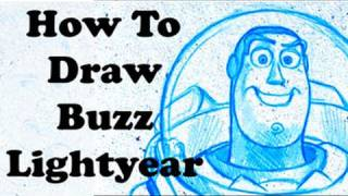 How To Draw Buzz Lightyear: With Kyle Lambert